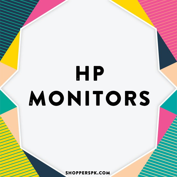 Hp Monitors in Pakistan