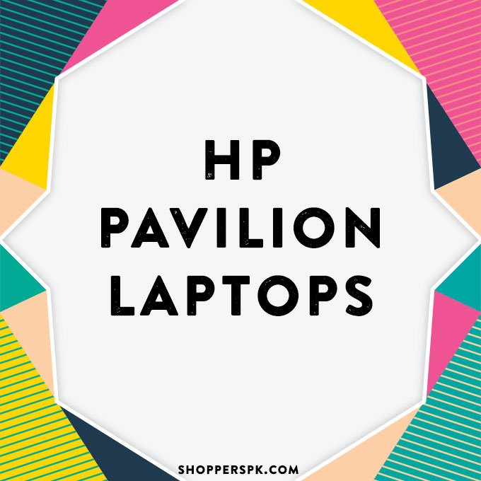 Hp Pavilion Laptops in Pakistan