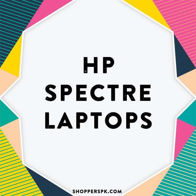 Hp Spectre Laptops in Pakistan
