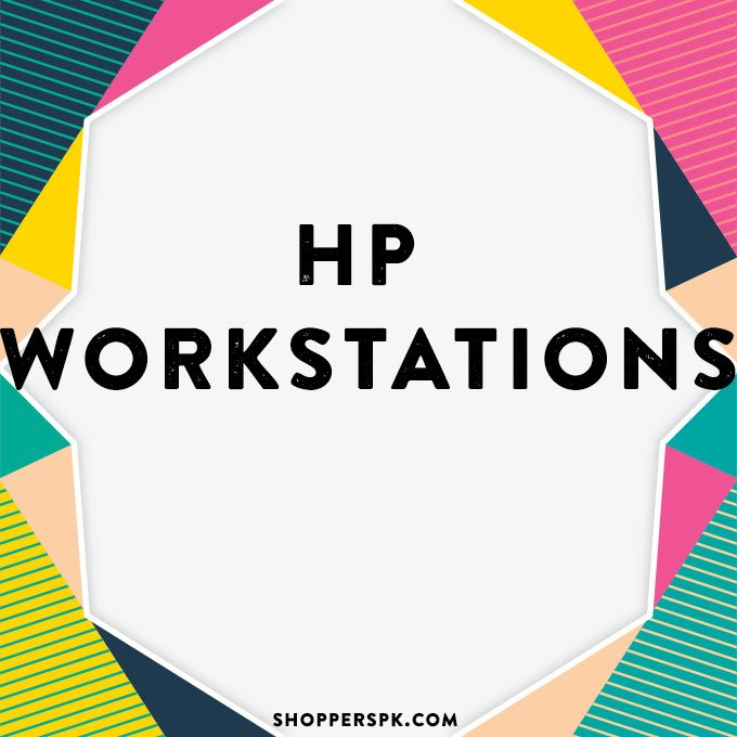 Hp Workstations in Pakistan