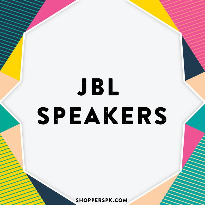 JBL Speakers in Pakistan