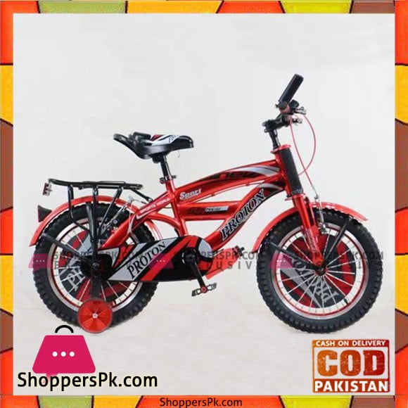 Kids Bicycle With Support Wheels 20 Inches