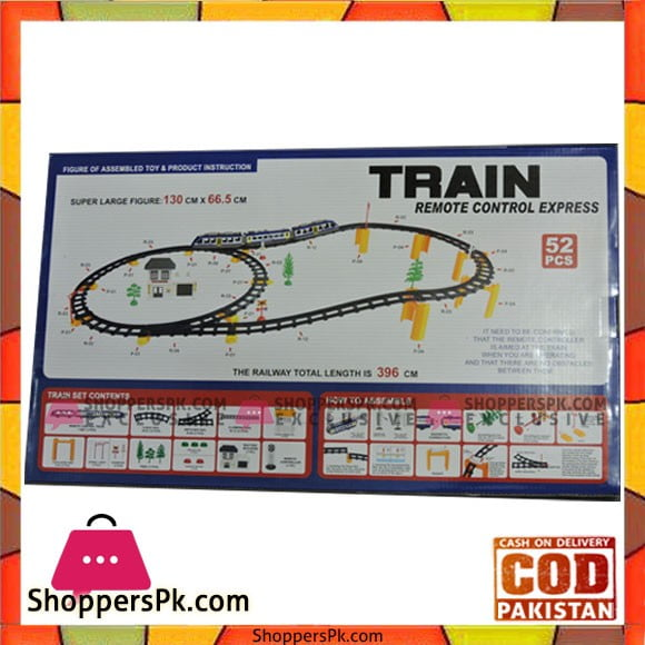 Kids Train Remote Control Express