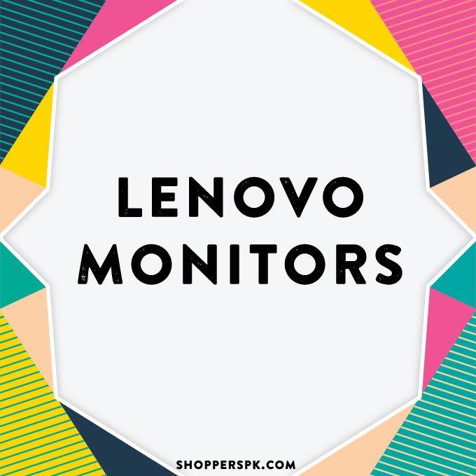 Lenovo Monitors in Pakistan