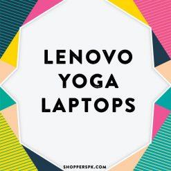 Lenovo Yoga Laptops