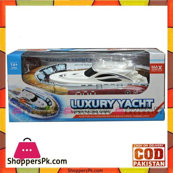 Luxury Yacth Super Racing Game