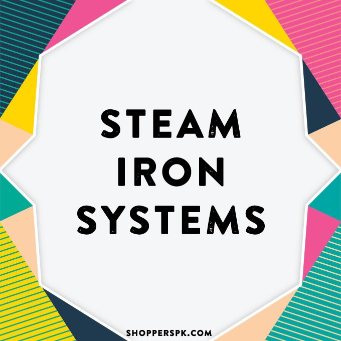 Steam Iron Systems