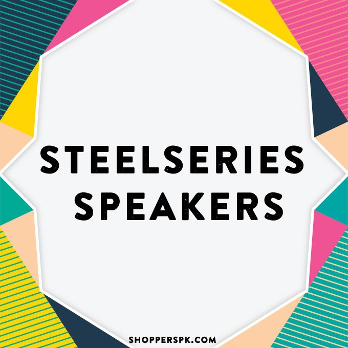 Steelseries Speakers in Pakistan