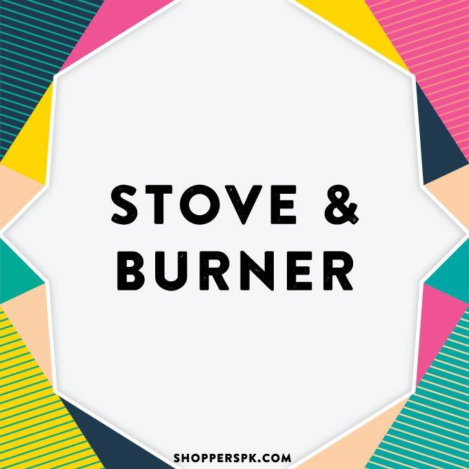 Stove & Burner