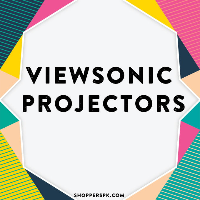 Viewsonic Projectors in Pakistan