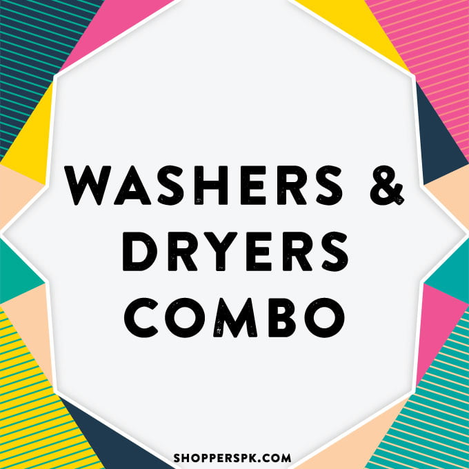 Washers & Dryers Combo