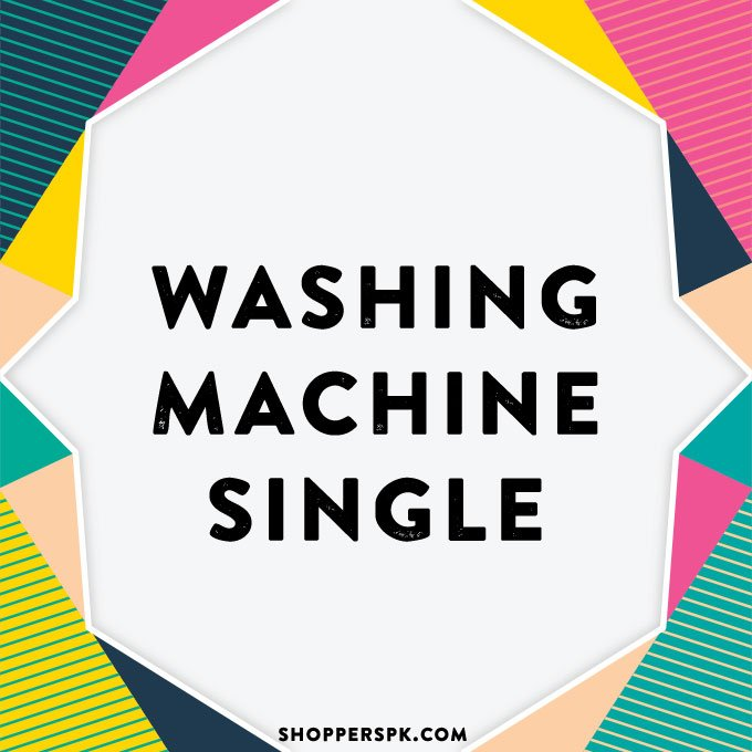 Washing Machine Single