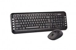 A4Tech 7200N Keyboard + Mouse Wireless