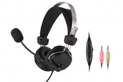 A4Tech HS 7P Headphone With Stick Mic