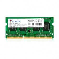 ADATA ADDS1600W4G11-R 4GB DDR3 1600MHz SO-DIMM