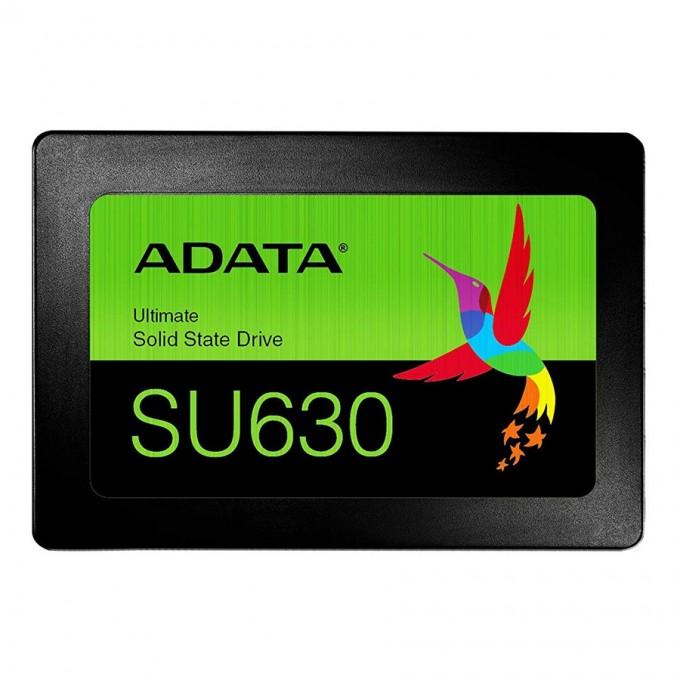 ADATA Ultimate SU630 240GB 3D-NAND SATA 2.5 Inch Internal SSD - ASU630SS-240GQ-R