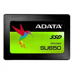 "ADATA Ultimate SU650 120GB 3D-NAND 2.5"" SATA III Solid State Drive - ASU650SS-120GT-R"