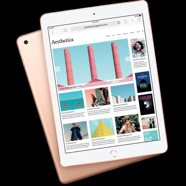 """Apple iPad 6 - 128GB (9.7"""") Multi-Touch Retina Display Wi-Fi"""