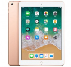 Apple iPad 6* 32GB WiFi Gold