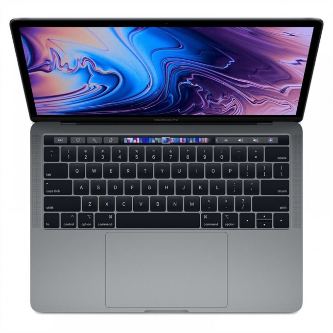 Apple MacBook Pro MR9Q2 (Space Gray) MR9U2 (Silver) 13.3-inch With Touch Bar and Touch ID