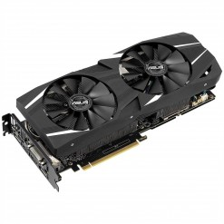 Asus DUAL-RTX2060-O6G GeForce RTX 2060 OC Edition 6GB GDDR6 Graphics Card
