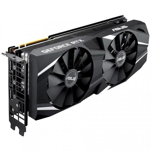 Asus DUAL-RTX2080-O8G Dual GeForce RTX™ 2080 OC Edition 8GB GDDR6 Graphics Card