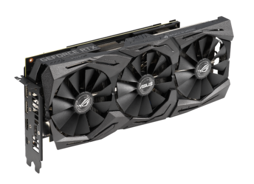 Asus Nvidia Geforce RTX 2080 ROG Strix Gaming 8GB