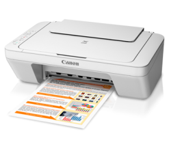 Canon MG2570 Ink Jet Color Printer
