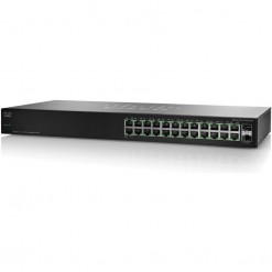 Cisco SG100-24 24-Port Gigabit Switch
