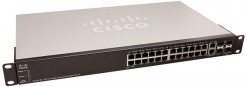 Cisco SG500 28-port Gigabit Stackable Managed Switch