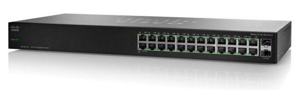 Cisco Switch 24 Port Gigabit Rack Mount switch