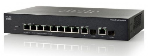 Cisco Switch SG300 10