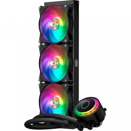 Cooler Master MASTERLIQUID ML360R RGB Addressable AIO CPU Liquid Cooler MLX-D36M-A20PC-R1