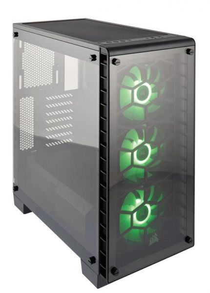 Corsair Crystal 460X Mid Tower ATX