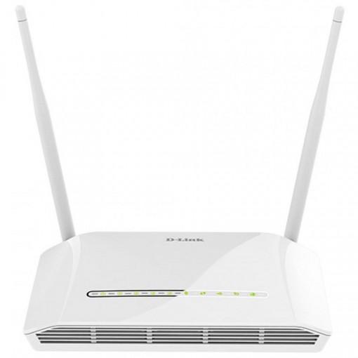 D-Link DSL-2790U Wireless N300 ADSL2+ Modem Router