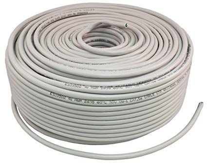 D-Link NCBC6UGRYR24 Cable Roll 1000-Ft (White)