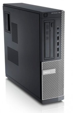 Dell Optiplex 790 Desktop Intel Ci3 2nd Gen 4GB