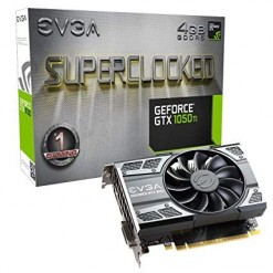 Evga Nvidia GeForce GTX 1050TI 4GB