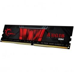 G.Skill Aegis 16GB DDR4 SDRAM 2666 Desktop Memory F4-2666C19S-16GIS