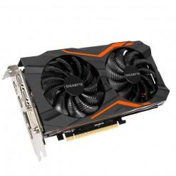 Gigabyte GV-N105TG1 GAMING-4GD GeForce® GTX 1050 Ti G1 Gaming 4GB Video Graphics Card
