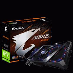 Gigabyte Nvidia AORUS GeForce RTX 2070 XTREME 8GB