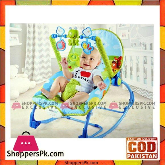 Happy Cute baby Music Rocking Chair