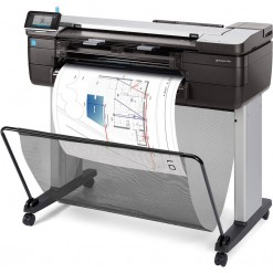 HP DesignJet T830 24-in Multifunction Printer F9A28B