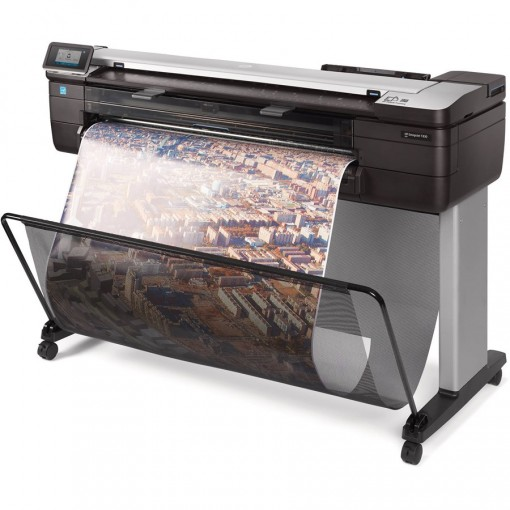 HP DesignJet T830 36-in Multifunction Printer F9A30B