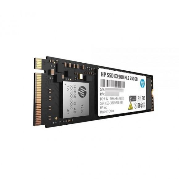 HP EX900 250GB M2