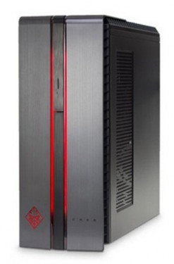 HP Omen 880 Ci7 7th 16GB 2TB 256GB DVDRW WiFi