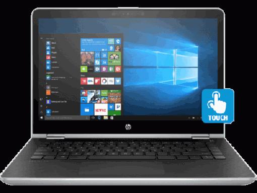 HP Pavilion 14 CD1006TX (Touch x360) Ci7 8th 8GB 1TB 14 Win10