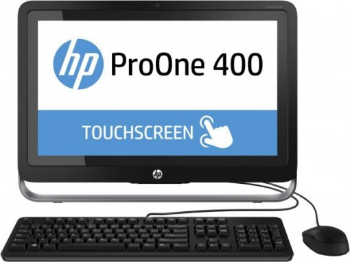 HP Pro One 400 G1 (Touch) Ci3 4th 500GB 19.5 DVDRW 4 GB