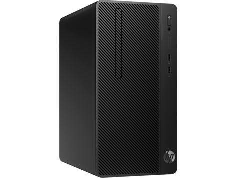 HP ProDesk 280 G4 Micro Tower Ci3 8th 4GB 1TB DVD