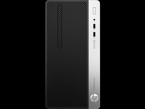 HP ProDesk 400 G5 MT Ci7 8th 4GB 1TB DVD